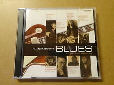 2-DISC CD / FILL YOUR HEAD WITH BLUES (GARY MOORE, STEVIE RAY, FLEETWOOD MAC,..)