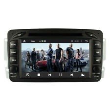 Android 4.4 Autoradio DVD GPS Navigation For Mercedes Benz C-W203 CLK-C209 W463