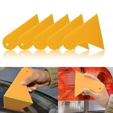 5 Car Window Light Lamp Scraper Wrapping Tint Vinyl Film Squeegee Cleaning Tools