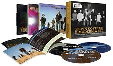 KEVIN & MODERN WEST COSTNER - COLLECTOR'S PACKAGE-UNTOLD TRUTHS/+  3 CD NEU