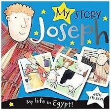 My Story: Joseph ~ My Life In Egypt ~ A child's Book with STICKERS NEW