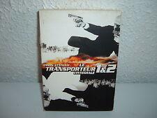 COFFRET 2 DVD LE TRANSPORTEUR 1 & 2 L'INTEGRALE - JASON STATHAM (envoi suivi)