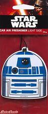 Star Wars 2D Car Home Air Freshener, Official Disney - R2D2