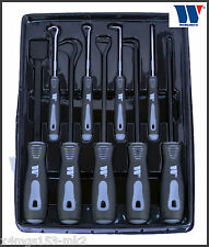 BGS - Werkzeug Needle and Hook Set - Trim & Seat Removal/Repair 9 Pc - Pro - 878