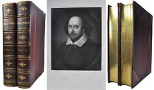 Shakespeare, The Works, Imperial Edition, 39 Taf. 1870