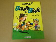 STRIP / BOLLIE & BILLIE N° 7 - GAGS VAN BOLLIE EN BILLIE