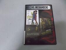 CINE DE MEDIANOCHE-3 PELICULAS   dvd-SLIM