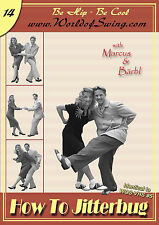 How to Jitterbug Instructional DVD#14