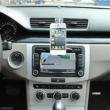 Universal Car CD Slot Holder Magnetic Cradle-less Mount For CellPhone Tablet GPS
