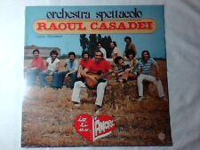 ORCHESTRA SPETTACOLO RAOUL CASADEI Io ti do... l'amore lp SIGILLATO SEALED!!!