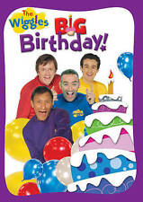 The Wiggles: Big Birthday! (DVD, 2012)*