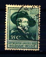 """BELGIUM - BELGIO - 1930 - Mostra """"Il trasporto e l'arte fiamminga"""" ad Anversa"""