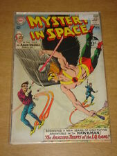 MYSTERY IN SPACE #87 G+ (2.5) DC COMICS NOVEMBER 1963 **