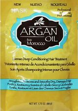 Hask Argan Oil from Morocco Intense Deep Conditioning Hair Treatment 1.75oz NEW