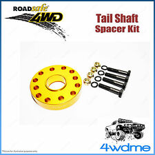 Holden Colorado RC Rodeo RA 4WD Roadsafe 25mm Rear Tail Shaft Spacer Kit