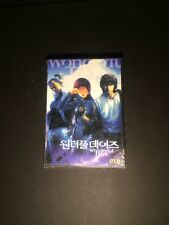 New Wonderful Days (Sky Blue) Movie DVD Anime Motion Picture Korean Animation R0