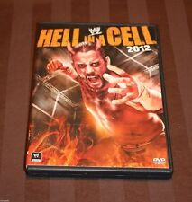 WWE: Hell in a Cell 2012 (DVD, 2012)