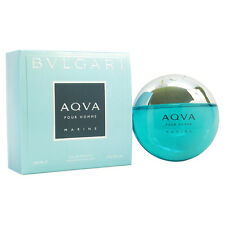 Bvlgari Aqva  Marine Men 5.0 OZ 150 ML Eau De Toilette * NEW IN BOX *