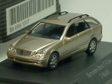 Busch Mercedes C-Klasse T-Modell, cubanit, dealer model - PC 1317 - 1/87