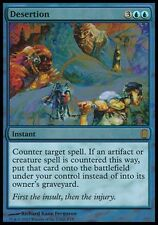 MAGIC DESERTION FOIL - COMMANDER'S ARSENAL LIMITED EDITION