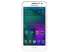 Original Samsung Galaxy A3 SM-A300FU White Unlocked smartphone GSM 4G 8MP 16GB