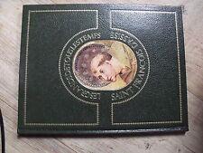 $$. Livre Les Grands de tous les temps  Saint Francois d'Assise
