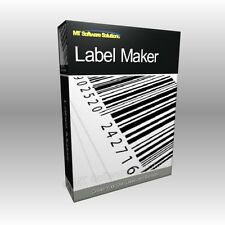 Create and Print Your Own Labels Barcodes Maker Pro Professional Software