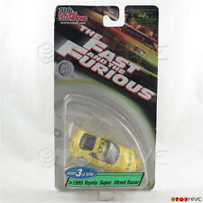 Fast and Furious 1:64 1995 Toyota Supra Super Street Racer Series 3 - worn pack