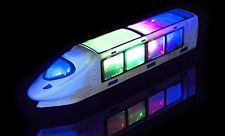 Electric Toy Train. Battery Powered with Music and Lights. Gift kids toddlers.