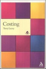 Costing by Terry Lucey (2002, Paperback)