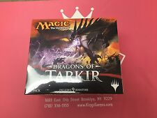 MTG Dragons of Tarkir Fat Pack - Factory Sealed - FREE Priority Shipping!
