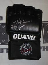 Mike Guymon Signed Ouano MMA Glove PSA/DNA COA Autograph UFC 121 113 Fight Night