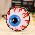 New 1X Eyeball Embroidered Iron On Applique Motif Patch Fashion Accessories HS7