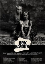 16/10/93PGN22 BMX BANDITS : LIFE GOES ON ALBUM ADVERT 7X5""