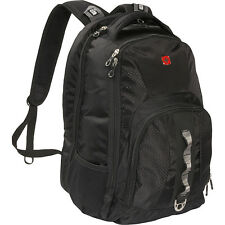 SwissGear Travel Gear ScanSmart Backpack 1271 - Black Laptop Backpack NEW