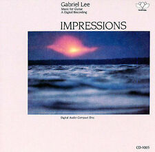 Impressions by Gabriel Lee Music for Guitar A digital Recording CD