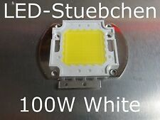 1x 100W High-Power LED Weiss Weiß