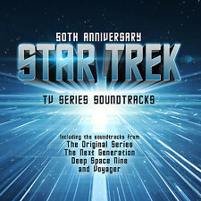 CD Star Trek 50 Anniversary-TV Series Soundtrack