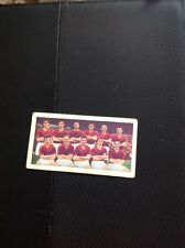G6-1 Trade Card Soccer Bubble Gum Teams Series No 1 No 36 Barnsley F C