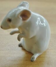 """Rosenthal Mouse Figurine #199 Small -- 1 3/4"""" tall"""