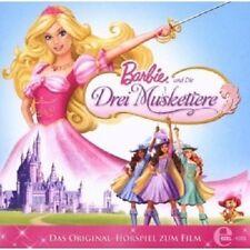 BARBIE UND DIE DREI MUSKETIERE - MUSKETIERE-ORIGINAL HÖRSPIEL ZUM FILM  CD NEU