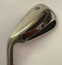 Left Handed Nike Slingshot 6 Iron Speed-Step S Flex Steel Shaft