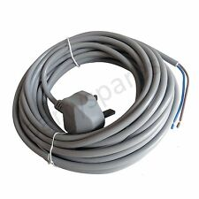 MAINS LEAD FLEX CABLE FOR DYSON hoover VACUUM CLEANER 10m WITH PLUG