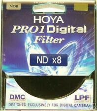 Original Nueva Hoya 67mm slim/delgado Pro1 Digital Multi Coated Filtro Nd8
