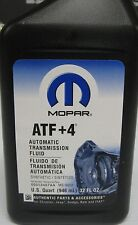 CHRYSLER JEEP DODGE MOPAR atf4 riduttori OLIO 1l NUOVO Servoöl OIL 1000ml ORIGINALE