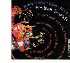 (FP928) Festival Sounds, 12 tracks various artists - The Times CD