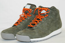 Nike ACG Lava Dunk High Premium grün Gr 42,5 UK 8 Wildleder Suede 454480-301