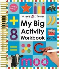 Roger Priddy - My Big Activity Work Book (2008) - New - Trade Paper (Paperb