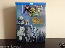 Star Wars:The Clone Wars-The Complete Seasons 1-5 (Collector's Edition)