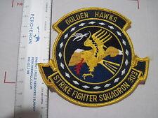 US Navy USN full color pocket Patch STRIKE FIGHTER SQUADRON 303 Golden Hawks